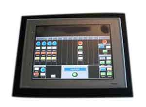 Mitsubishi HIM GT11 Series Touch Screen GT1150-QLBDA
