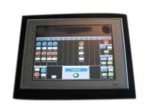 Mitsubishi  Human Machine Interface(HMI) GT15 Series GT1595-XTBA