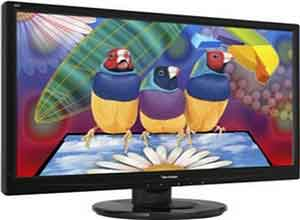 ViewSonic Value Series 24 Inch Widescreen Monitor VA2445-LED