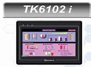 Weinview TK Series Touch Screen TK6102i