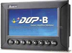 Delta HMI DOP-B Series Touch Screen DOP-B07S411