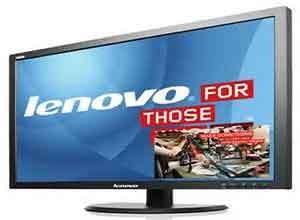 Lenovo ThinkVision LT3053p 30 Inch WQXGA IPS LED Backlit LCD Professional Monitor