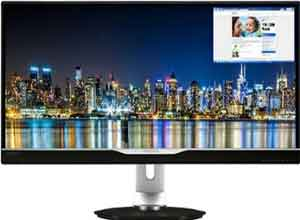 Philips 29 Inch 73cm Ultra Wide LCD monitor 298P4QJEB/75 with MultiView