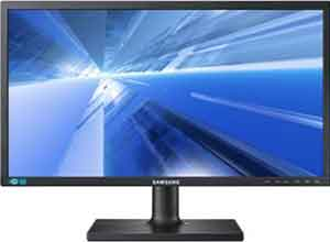 Samsung 24 Inch SC450 Series LED Monitor S24C450BW