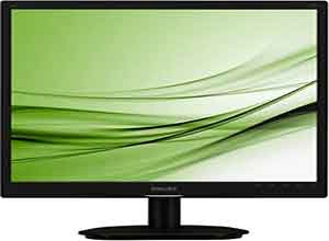 Philips s-line 19 Inch 48.3cm LCD monitor 19S4LSB/75 with LED backlight