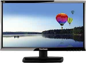Viewsonic VX Series Monitors 22 Inch LED Multimedia Display VX2210mh-LED