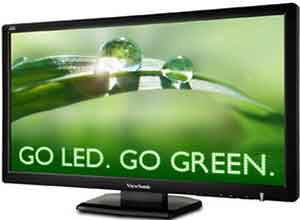 Viewsonic VX Series 68.6cm  27 Inch LED Full HD 1080p Display VX2703mh-LED